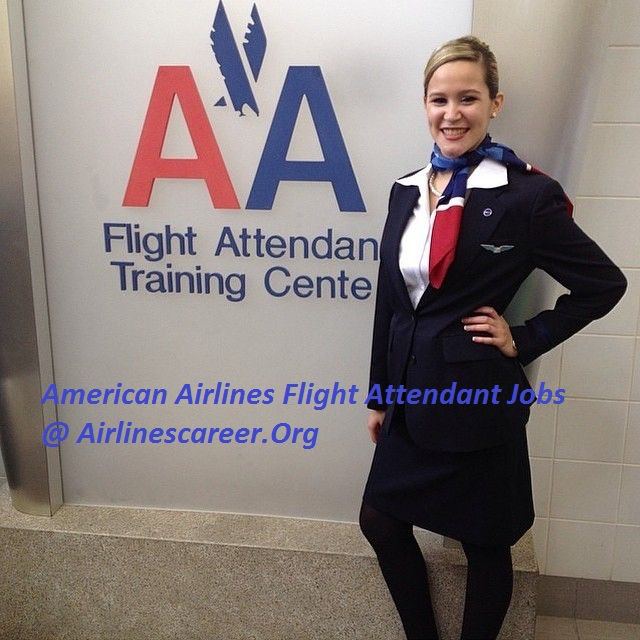 American Airlines Flight Attendant Jobs
