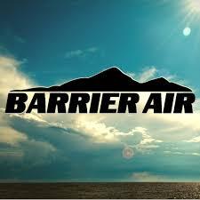 barrier air logo