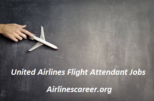 United Airlines Flight Attendant Jobs