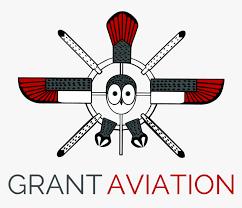 Grant Aviation Logo