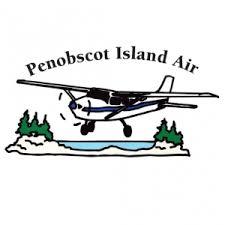 Penobscot Island Air Logo