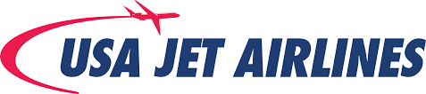 USA Jet Airlines Logo