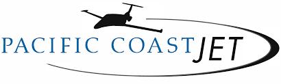 pacific coast jet logo