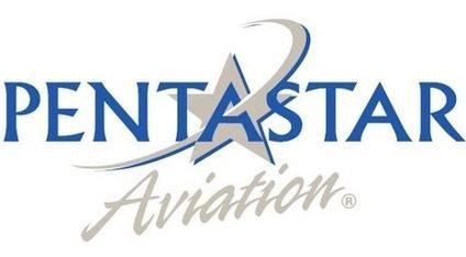 pentastar aviation Logo
