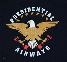 presidential airways logo