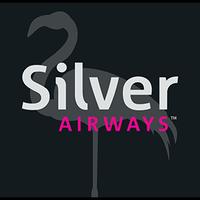 silver airways logo