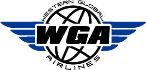 western global airlines logo