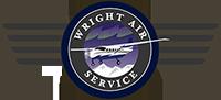 wright air service logo