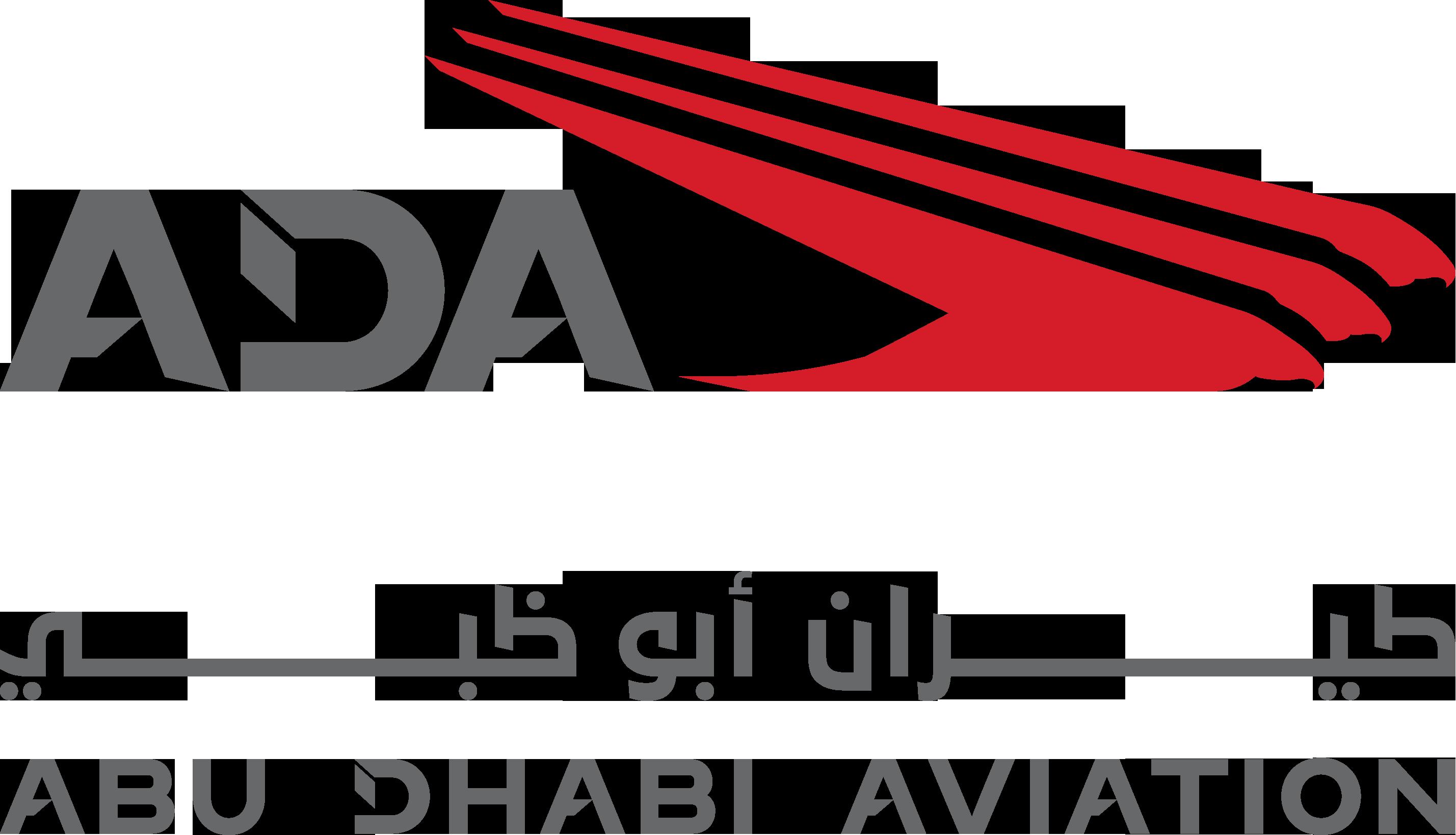 abu dhabi aviation logo