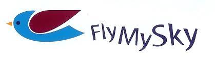 fly my sky logo